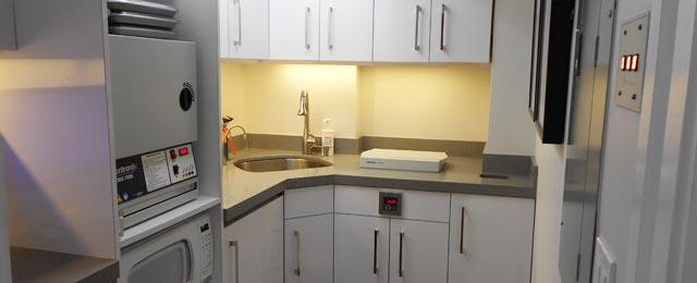 Sterilization Room